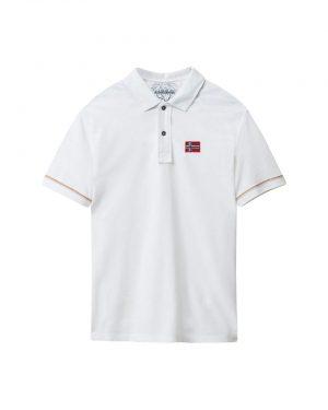218116-polo-manches-courtes-erli-blanc-hommes-napapijri-n0yifz002