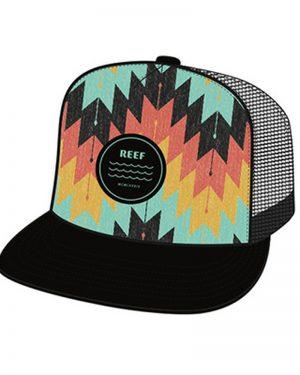 reef-aztec-hat-black